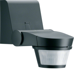 EE861 IP55 Motion Detector Comfort 220° Anthracite