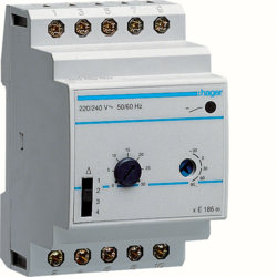 EK186 Multi-range thermostat