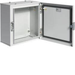 FL103A Steel enclosure,  Orion.Plus,  plain door 300x300x160 mm