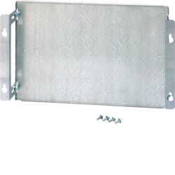 FL317A Partial internal mounting plate (depth adjustable) H150 W800