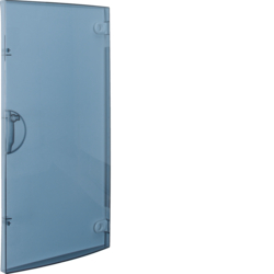 GP313T Door,  gamma,  transparent,  spare door,  for enclosure,  39Modules