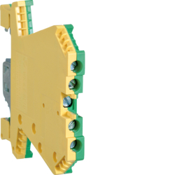 KXB04EX Earth terminal , multi tier,  4mm², screw connection