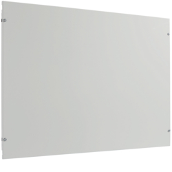 UC246 Mounting plain front plate,  quadro.system,  600x800 mm