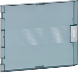 VZ118T Door,  vega,  transparent, 18M, 1row,  including door hinges