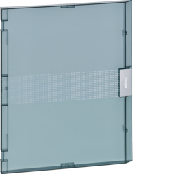 VZ218T Door,  vega,  transparent, 36M, 2row,  including door hinges
