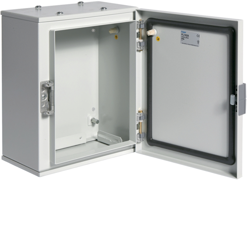 FL102A Steel enclosure,  Orion.Plus,  plain door 300x250x160 mm