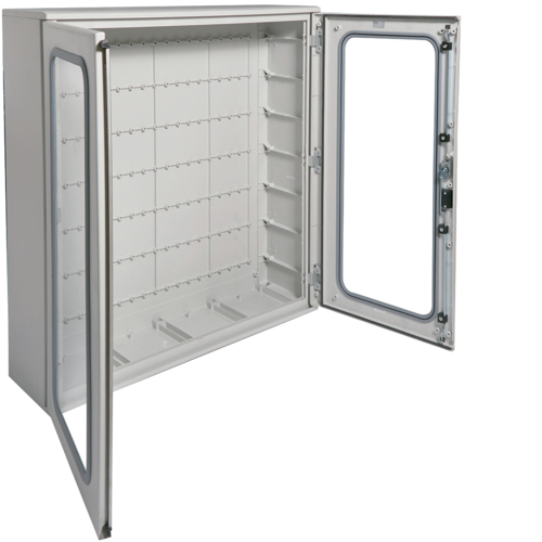FL512B Polyester wall mounting enclosure,  Orion.Plus,  1150x1100x300 mm