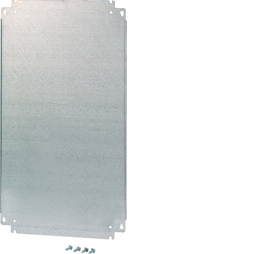 FL530E Steel mounting plate,  Orion.Plus,  480x993 mm