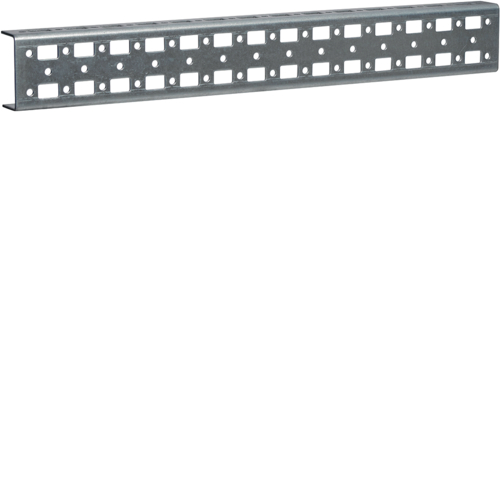 FN863E Perforated bracket,  Quadro.Plus,  50x300 mm