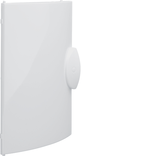 GP108P Door for mini-enclosure,  gamma,  8 module,  white