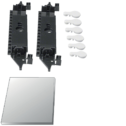 GS113D Back plate,  gamma, 13modules,  1 row