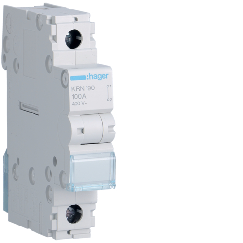 KRN190 Neutral connecting block 100A