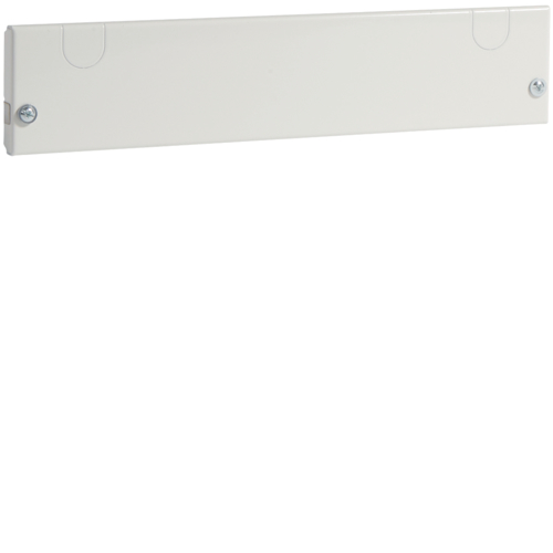 UC220 Mounting plain front plate,  quadro.system,  75x350 mm