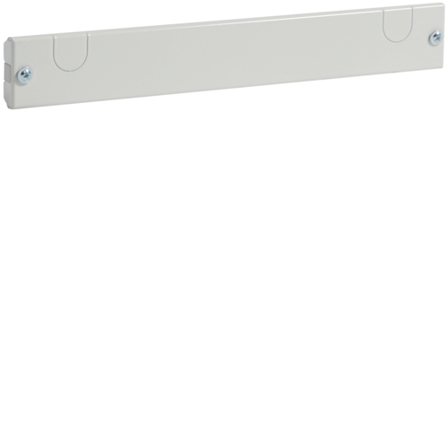 UC221 Mounting plain front plate,  quadro.system,  50x350 mm