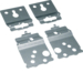 FZ803B Mounting brackets,  univers,  for enclosure IP44/IP54, outside